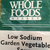 Low Sodium Garden Vegetable Soup