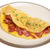 Bacon and Cheese Omelette by Tom