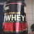 Whey Protein Fruit Punchh